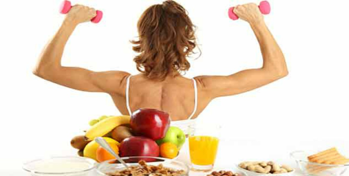 Take Diet to remain Fit and healthy