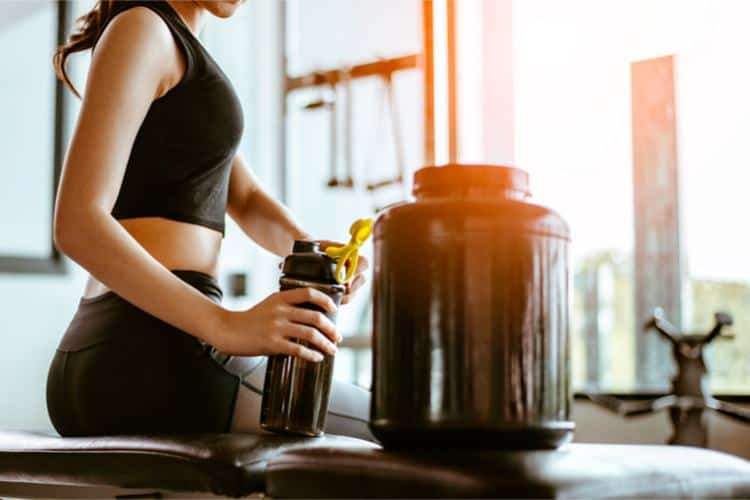 Myths About Pre Workout Supplements For Ladies